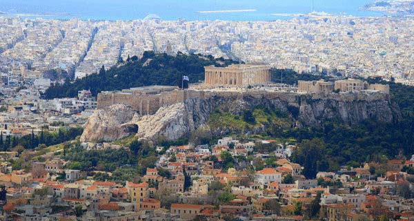 Недвижимость в Афинах – столице Эллады, самый крупный город Греции.