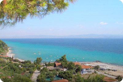Виллы с видом на бирюзовое море Кассандры – выгодная инвестиция в недвижимость.
