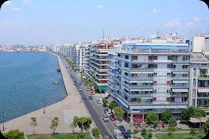 Покупка недвижимости в Салониках, втором по величине город Греции.