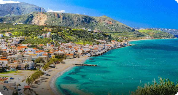 Быстрое оформление сделок с недвижимостью на Халкидики – полуострове, где расположены лучшие курорты Греции