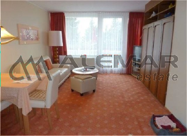 Недвижимость на Бавария. Квартира площадью 35 кв.м.