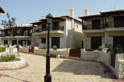 Недвижимость на Халкидики Кассандра. Таунхаус площадью 75 кв.м.