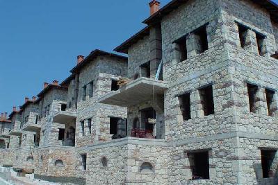 Недвижимость на Халкидики Ситония. Таунхаус площадью 96 кв.м.