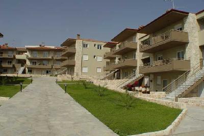Недвижимость на Халкидики Кассандра. Квартира площадью 64 кв.м.