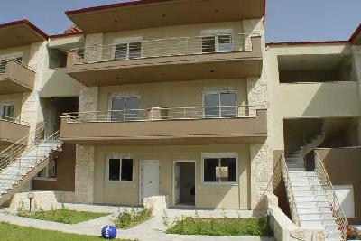 Недвижимость на Халкидики Кассандра. Таунхаус площадью 64 кв.м.
