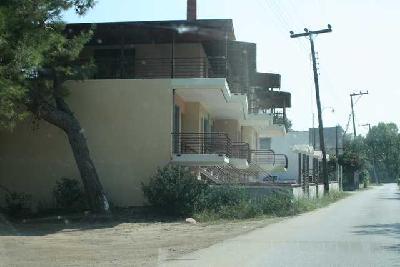 Недвижимость на Кавала . Квартира площадью 30 кв.м.