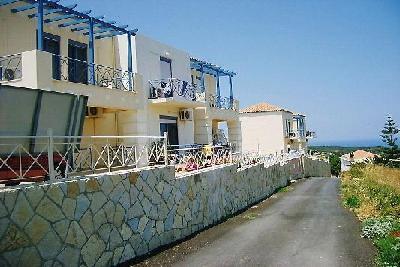 Недвижимость на о.Крит . Таунхаус площадью 70 кв.м.