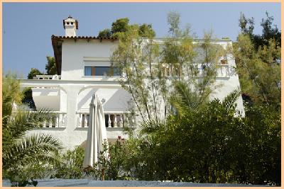 Недвижимость на Халкидики Кассандра. Вилла площадью 170 кв.м.
