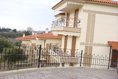 Недвижимость на Халкидики Ситония. Таунхаус площадью 60 кв.м.