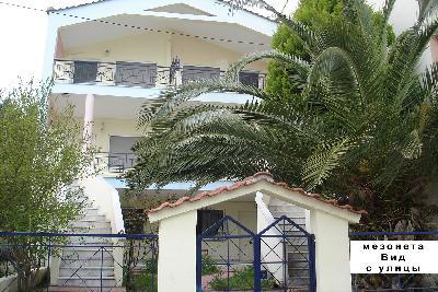Недвижимость на Кавала . Таунхаус площадью 80 кв.м.