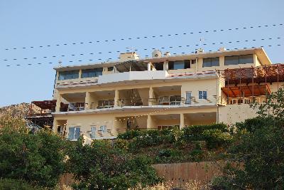 Недвижимость на о.Крит . Квартира площадью 120 кв.м.