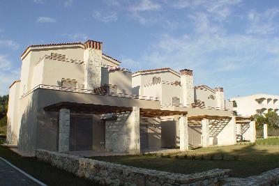 Недвижимость на Халкидики Кассандра. Таунхаус площадью 90 кв.м.