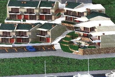 Недвижимость на Халкидики Ситония. Таунхаус площадью 106 кв.м.