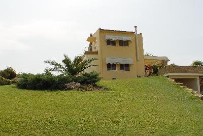 Недвижимость на Халкидики Кассандра. Вилла площадью 360 кв.м.