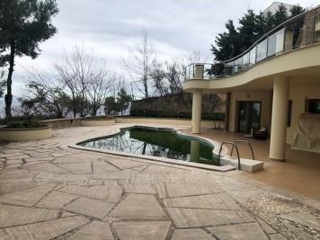 Недвижимость на Халкидики Кассандра. Вилла площадью 375 кв.м.