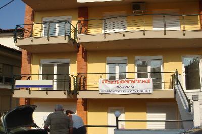 Недвижимость на Салоники . Квартира площадью 100 кв.м.