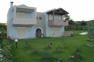 Недвижимость на Халкидики Кассандра. Таунхаус площадью 85 кв.м.