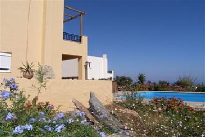 Недвижимость на о.Крит . Вилла площадью 95 кв.м.
