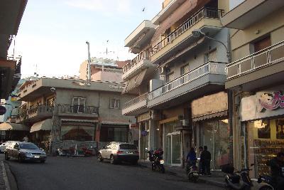 Недвижимость на Кавала . Квартира площадью 55 кв.м.