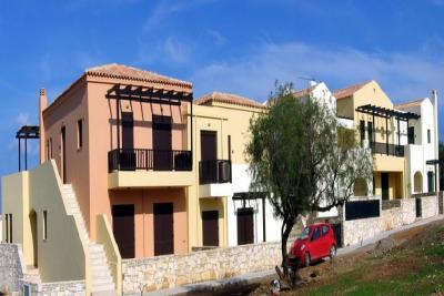 Недвижимость на о.Крит . Квартира площадью 51 кв.м.