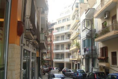 Недвижимость на Салоники . Квартира площадью 62 кв.м.