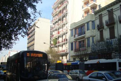 Недвижимость на Салоники . Квартира площадью 55 кв.м.