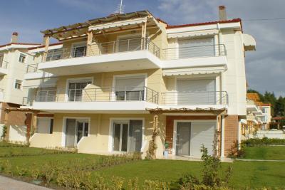 Недвижимость на Халкидики Кассандра. Таунхаус площадью 60 кв.м.