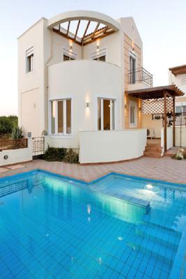 Недвижимость на о.Крит . Вилла площадью 86 кв.м.