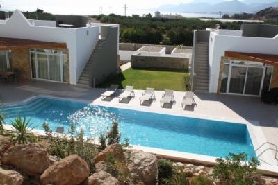 Недвижимость на о.Крит . Квартира площадью 80 кв.м.