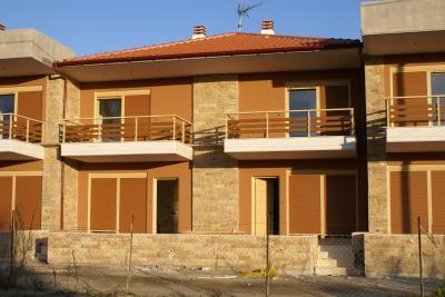 Недвижимость на Халкидики Ситония. Таунхаус площадью 72 кв.м.