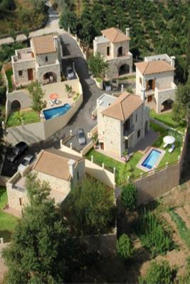 Недвижимость на о.Крит . Вилла площадью 133 кв.м.