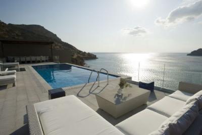 Недвижимость на о.Крит . Вилла площадью 420 кв.м.