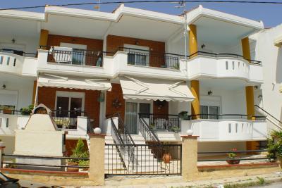Недвижимость на Халкидики Кассандра. Таунхаус площадью 82 кв.м.