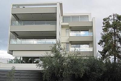Недвижимость на Аттика . Квартира площадью 230 кв.м.