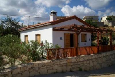 Недвижимость на о.Крит . Вилла площадью 50 кв.м.