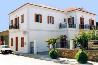 Недвижимость на Пелопоннес . Отель площадью 300 кв.м.