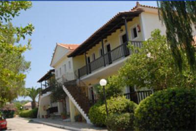 Недвижимость на о.Закинфос . Отель площадью 400 кв.м.