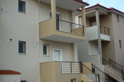 Недвижимость на Халкидики Кассандра. Таунхаус площадью 107 кв.м.