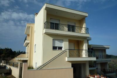 Недвижимость на Халкидики Кассандра. Таунхаус площадью 117 кв.м.