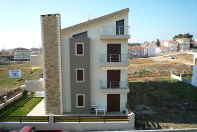 Недвижимость на Халкидики Кассандра. Квартира площадью 80 кв.м.