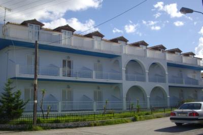 Недвижимость на о.Закинфос . Отель площадью 500 кв.м.