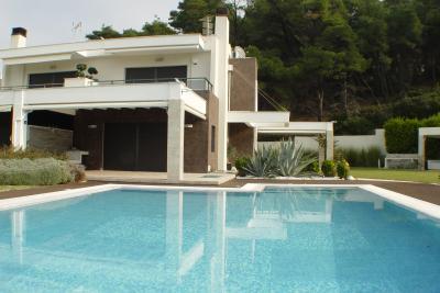 Недвижимость на Халкидики Кассандра. Таунхаус площадью 260 кв.м.