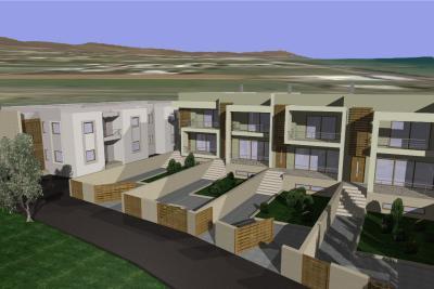 Недвижимость на о.Крит . Квартира площадью 54 кв.м.