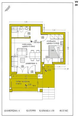 Недвижимость на о.Крит . Таунхаус площадью 76 кв.м.