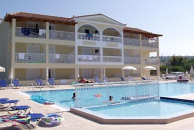 Недвижимость на о.Закинфос . Отель площадью 1160 кв.м.