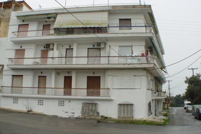 Недвижимость на Халкидики Кассандра. Квартира площадью 37 кв.м.