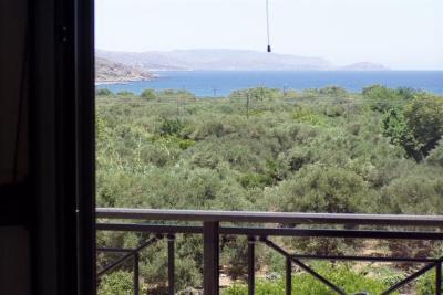 Недвижимость на о.Крит . Квартира площадью 45 кв.м.