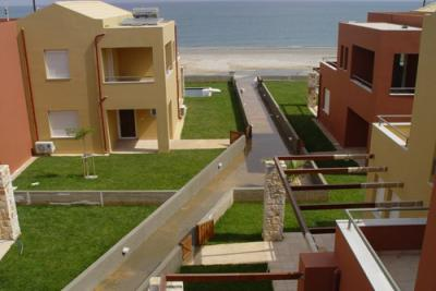 Недвижимость на о.Крит . Квартира площадью 70 кв.м.