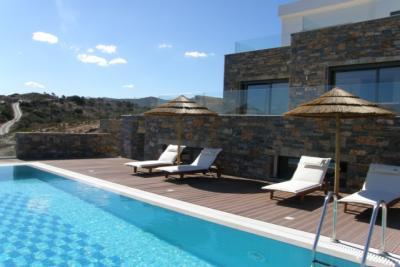 Недвижимость на о.Крит . Вилла площадью 450 кв.м.