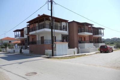 Недвижимость на Халкидики Афон. Квартира площадью 50 кв.м.